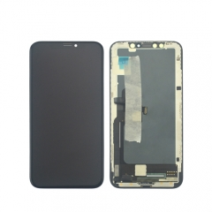 Fast Shipping for iPhone X full original screen display LCD assembly with frame