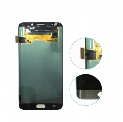 Wholesale for Samsung Galaxy S6 Edge Plus original LCD with Grade A Glass LCD assembly