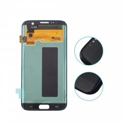Factory wholesale for Samsung Galaxy S7 Edge original LCD with Grade A Glass screen assembly