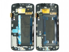 Hot sale for Samsung Galaxy S6 Edge Original Assembled in China LCD assembly with frame