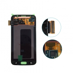 New arrival for Samsung Galaxy S6 original LCD with Grade A Glass LCD assembly