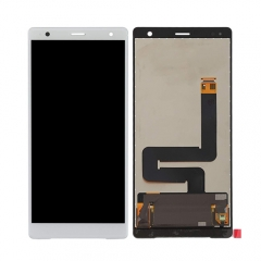 Wholesale price for Sony Xperia XZ2 original LCD screen display digitizer complete