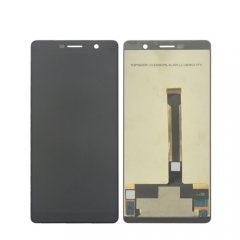 Factory price for Nokia 7 Plus AAA LCD display touch screen assembly with digitizer