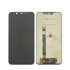 Hot sale for Nokia 8.1 original LCD with AAA glass LCD display touch screen assembly with digitizer