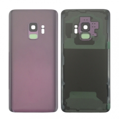 Competitive price for Samsung Galaxy S9 back housing cover with camera lens