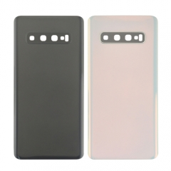New arrival for Samsung Galaxy S10 back cover housing with camera lens adhesive