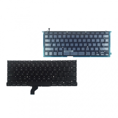 Factory Price for MacBook A1502 2013 to 2015 Keyboard with Backlight