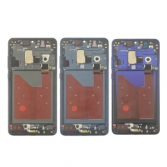 Wholesale price for Huawei Mate 20 original LCD display screen digitizer with frame